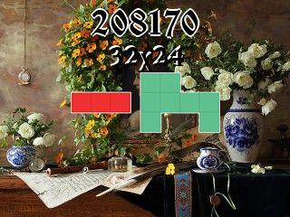 Puzzle polyominoes №208170