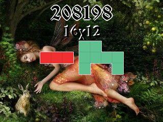 Puzzle polyominoes №208198