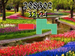 Puzzle polyominoes №208302