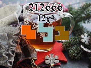 Puzzle polyominoes №212666