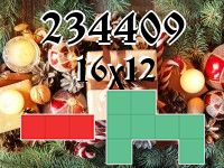 Puzzle polyominoes №234409