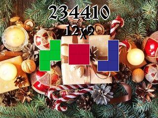 Puzzle polyominoes №234410