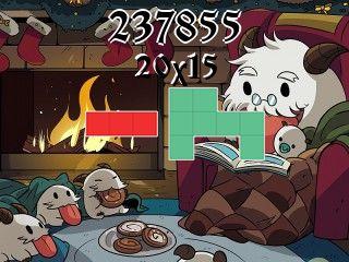 Puzzle polyominoes №237855