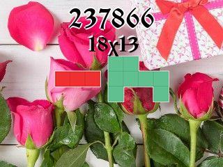 Puzzle polyominoes №237866