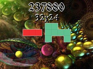 Puzzle polyominoes №237880