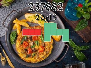 Puzzle polyominoes №237882
