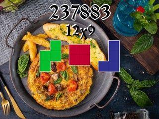 Puzzle polyominoes №237883