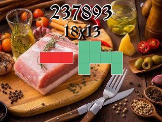 Puzzle polyominoes №237893