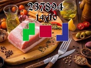Puzzle polyominoes №237894