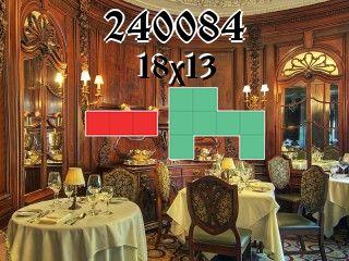 Puzzle polyominoes №240084