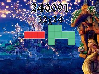 Puzzle polyominoes №240091