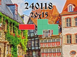 Puzzle polyominoes №240118