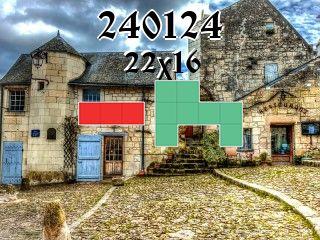 Puzzle polyominoes №240124