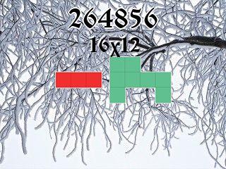 Puzzle polyominoes №264856