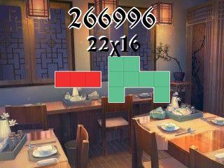 Puzzle polyominoes №266996