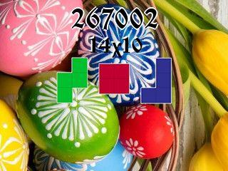 Puzzle polyominoes №267002