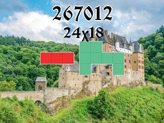 Puzzle polyominoes №267012