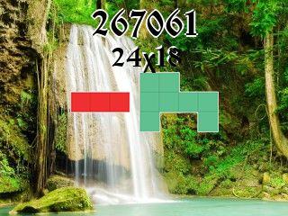 Puzzle polyominoes №267061