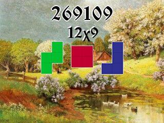 Puzzle polyominoes №269109