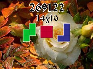 Puzzle polyominoes №269122