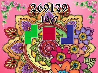 Puzzle polyominoes №269129