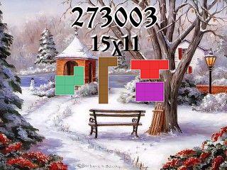 Puzzle polyominoes №273003