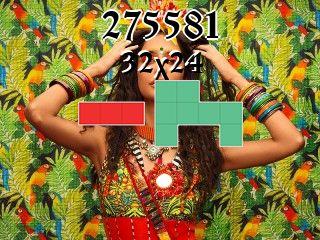 Puzzle polyominoes №275581