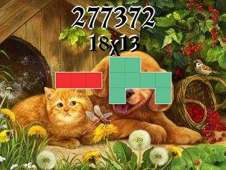 Puzzle polyominoes №277372