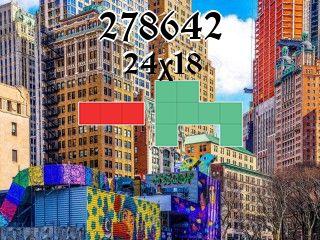 Puzzle polyominoes №278642
