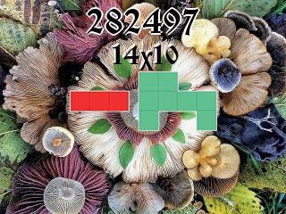 Puzzle polyominoes №282497