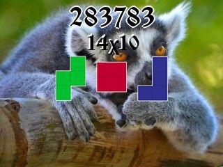 Puzzle polyominoes №283783