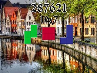 Puzzle polyominoes №287621