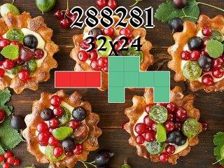 Puzzle polyominoes №288281