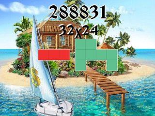 Puzzle polyominoes №288831