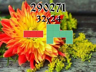 Puzzle polyominoes №290271