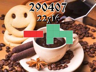 Puzzle polyominoes №290407