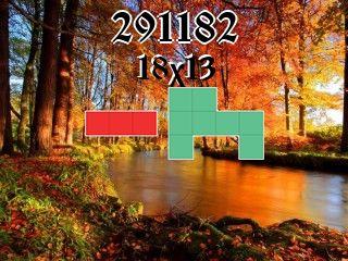 Puzzle polyominoes №291182