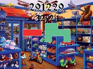 Puzzle polyominoes №291229