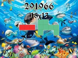 Puzzle polyominoes №291966