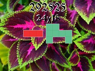 Puzzle polyominoes №292525