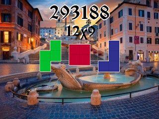 Puzzle polyominoes №293188