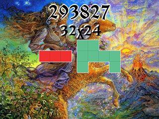 Puzzle polyominoes №293827