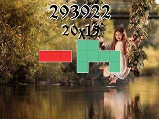 Puzzle polyominoes №293922