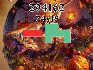 Puzzle polyominoes №294162