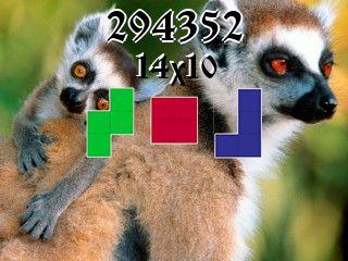 Puzzle polyominoes №294352