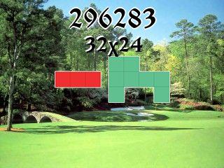 Puzzle polyominoes №296283