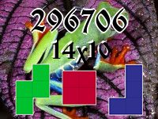 Puzzle polyominoes №296706