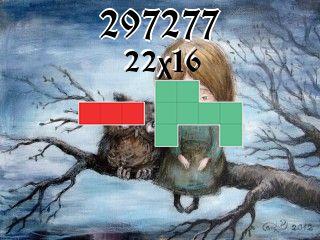 Puzzle polyominoes №297277