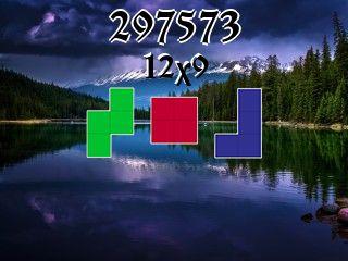 Puzzle polyominoes №297573