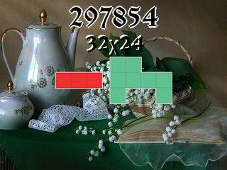 Puzzle polyominoes №297854
